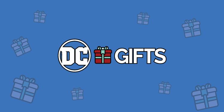 dc comics gifts