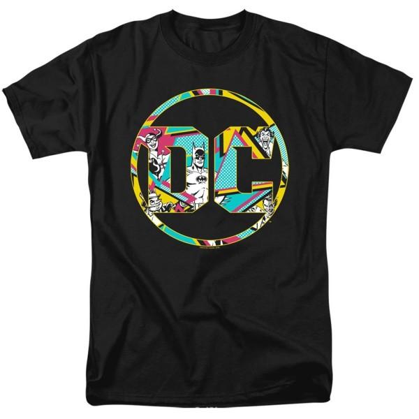 dc comics t-shirt