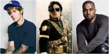 best-selling male artists
